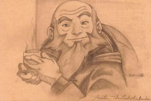 :Iroh: by MsAnnThrope