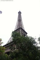 Effiel Tower by The-Tiger-Thief