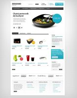 Designio e-shop by saevire