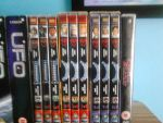 All of my Terrahawks dvds volumes 1 to 9 by Dingofan