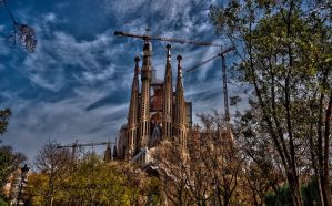 Sagrada familia 3 by forgottenson1