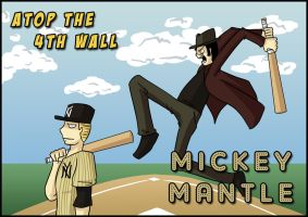 AT4W - Micky Mantle by MTC-Studio
