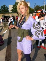 Hyakurin Cosplay 2009 by baka-tschann