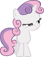 Sweetiebell is Suspicious by TheAirgonaut