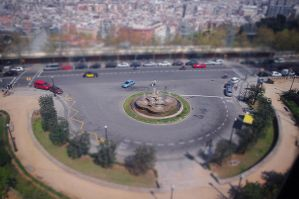 Teeny-Tiny Barcelona #4 by FlyingApplesaucer