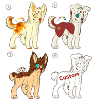 Point Adopts, Batch 2: Closed by specbear