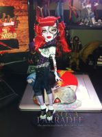 Monster High Operetta by Chibi-Warmonger