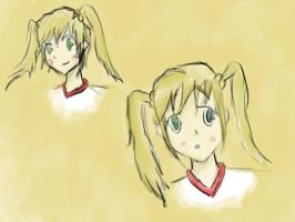 First Emi Sketches by JimmyTunkl