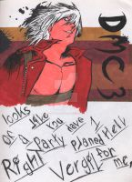 Dante, one hell of a party by cats-on-mars8