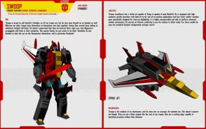 DYNOBOT SWOOP by F-for-feasant-design