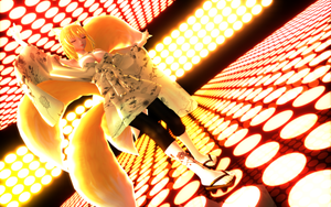 Dancing in the lights by RiStarr