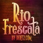Rio Frescata (Free Font) TTF/OTF by Dirt2/KW by KeepWaiting