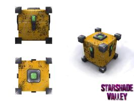 SSV Tech Crate by Arcandio