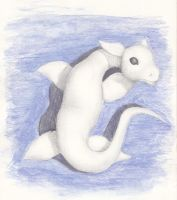 Little Nessie by obsessedwithYJ