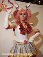 C3 HK 2013 - Super Sailor Chibi Moon by leekenwah