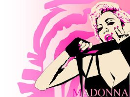 MADONNA 13 by haveacookie