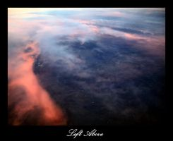 Left Above by diamondie