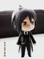Sebastian Michaelis by small-yeast-dumpling