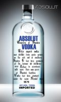 Absolut by awholeuniverse