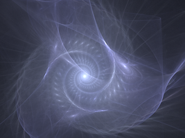 Ethereal Whirlpool -No Text- by FractalMBrown
