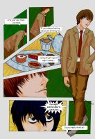 Page 5: Insomnia - Death Note by regasssa