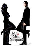 Mr and Mrs Shepard 3 by GeekTruth64