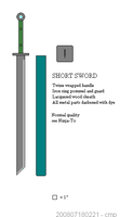 short sword 2 by scifibug