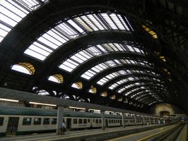 13-07-2013 Milano - Central station by Dunkel17