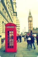 London Calling by Ngetzi
