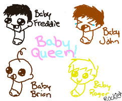Baby Queen by RockItTonite