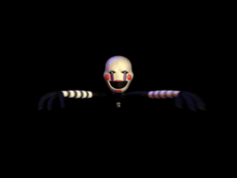 marionette jumpscare by MaxAndTv