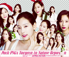 Pack PNGS Taeyeon by Na by tombiheo