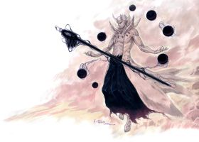 Naruto Shippuden Obito The Jinchuuriki Of The  by Nick-Ian