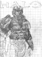 Halo (Unfinished) by Vhetin1138
