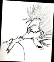 A rough sketch of Vash by vireo