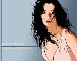 Rachel Weisz by E-motional
