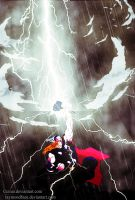 The Mighty Thor by raymondbien