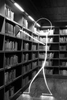 Library of Light 1of3 by OrangeUtan