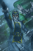 [LoL] Northern Front Swain by Zeitzbach