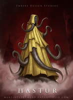 Hastur by martinpazromero