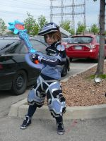 Anime North 09 - Tron Sora by Brainiac6Techgirl