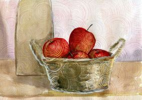 Gloster Apples by overcover