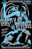 Ghastly Revenge!! by zombie-you
