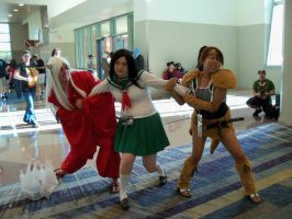PCC The Fight for Kagome by TimelordWitch10