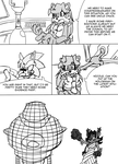 Hedgehogged Page 91 by RageVX
