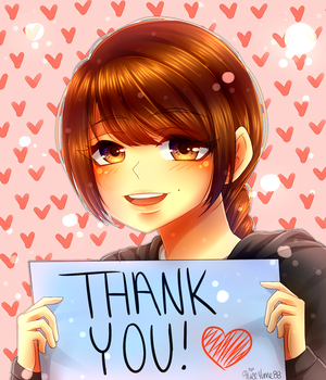Thank You For 400+ Watchers!! by AliceYume88