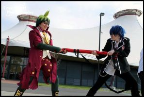 .:Ao No Exorcist ~ Kurikara:. by Rainbow-Dreams-Pro