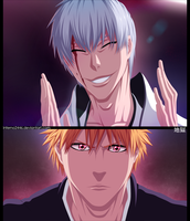 Ichigo vs Gin by iNFERNo2446
