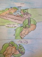 Pc: mammoth mutt vs Killer croc page 3 by vivere-sectam129