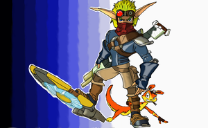 JAK 2 by Derpface11